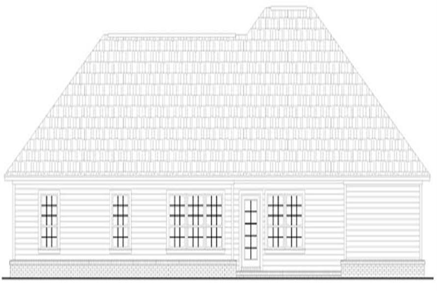 House Plan #141-1224