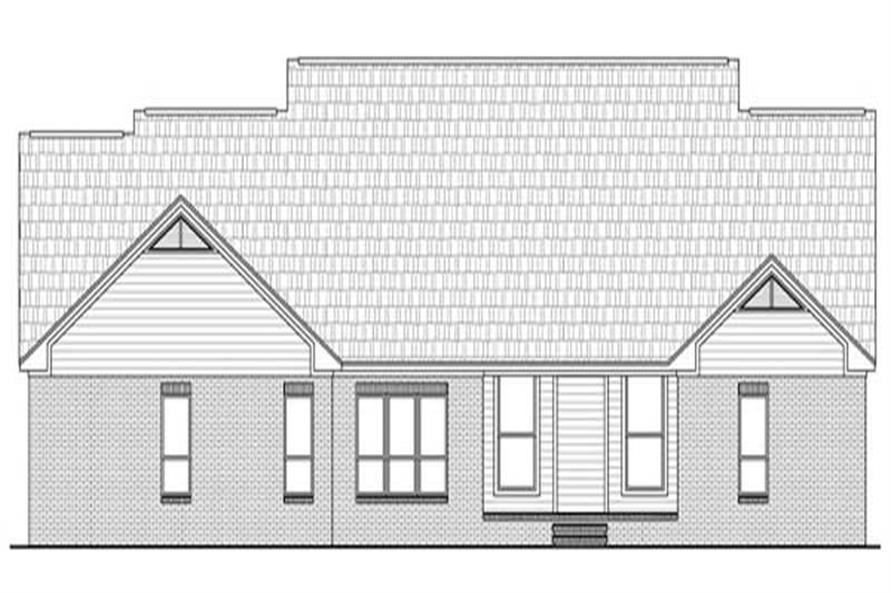 House Plan #141-1225