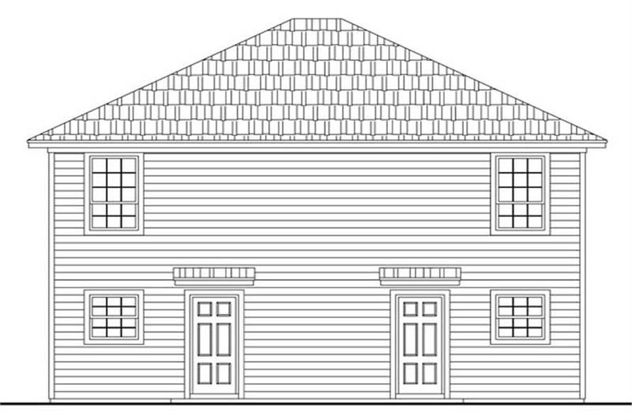 House Plan #141-1229