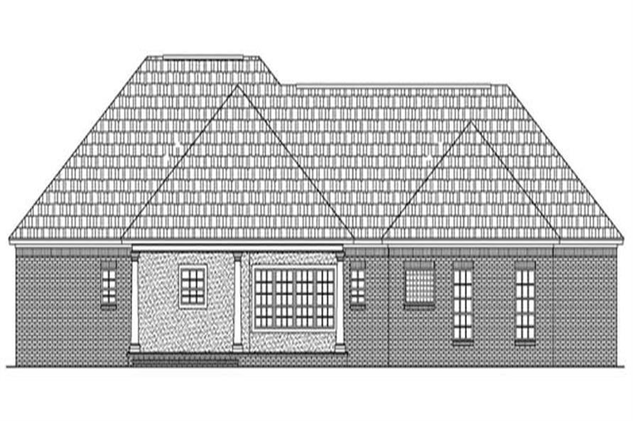 House Plan #141-1232