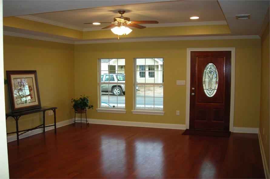 142-1053: Home Interior Photograph-Great Room