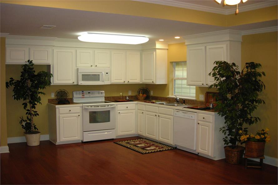 142-1053: Home Interior Photograph-Kitchen