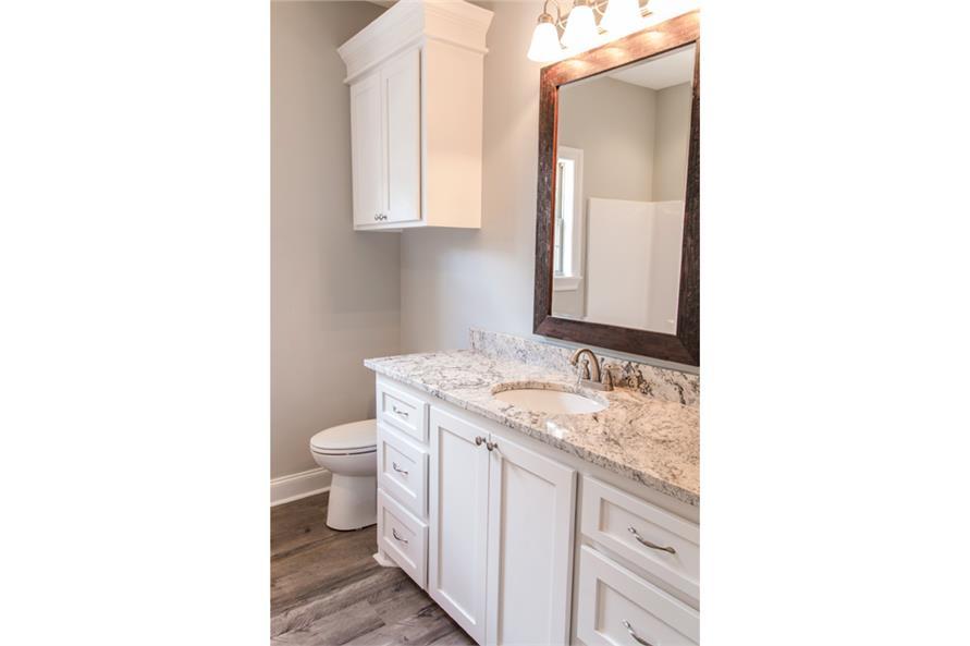 142-1069: Home Interior Photograph-Bathroom