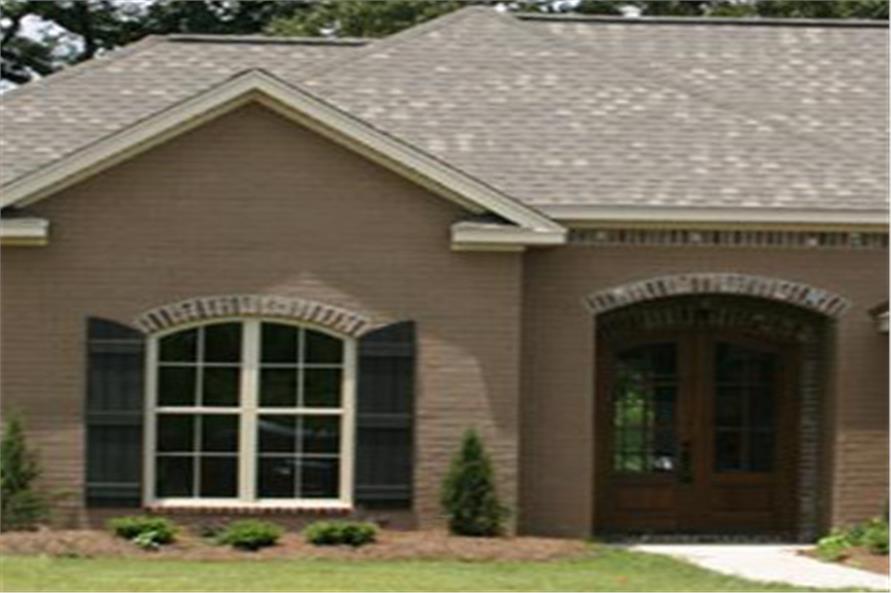 142-1072: Home Exterior Photograph-Front Door