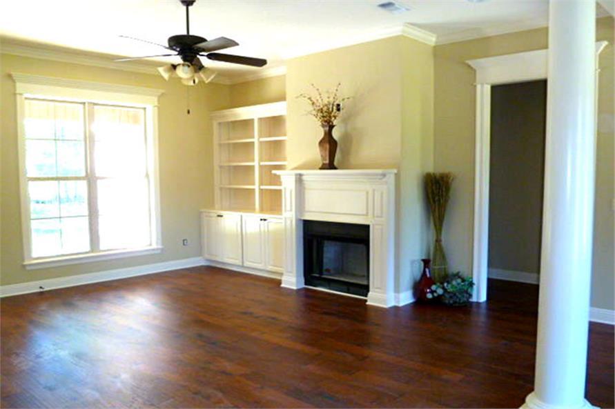 142-1086: Home Interior Photograph-Living Room