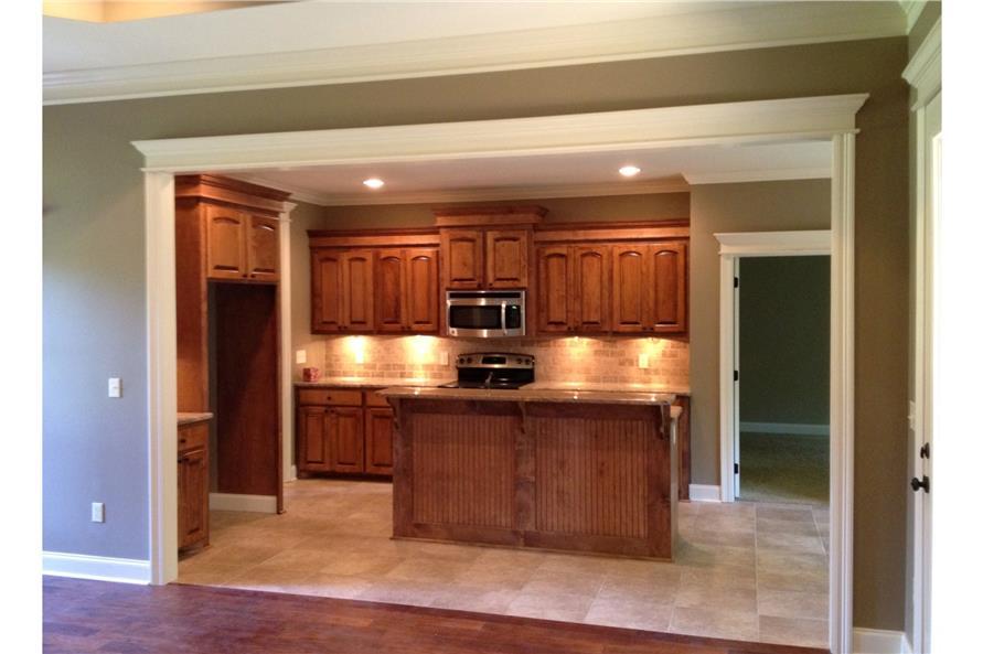 142-1087: Home Interior Photograph-Kitchen
