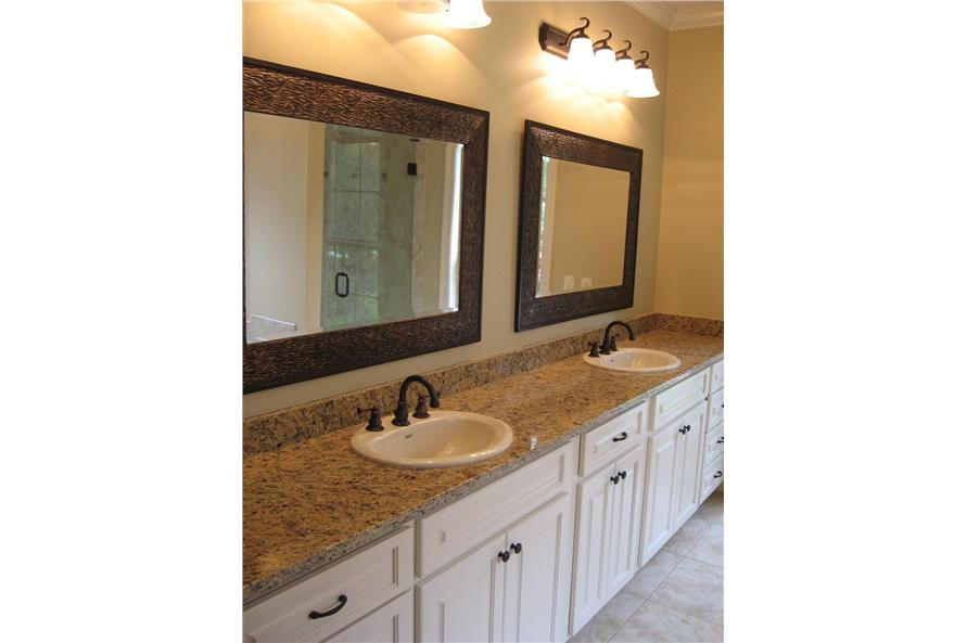 142-1103: Home Interior Photograph-Master Bathroom