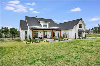 4-Bedroom, 2686 Sq Ft Country Home - Plan #142-1169 - Main Exterior