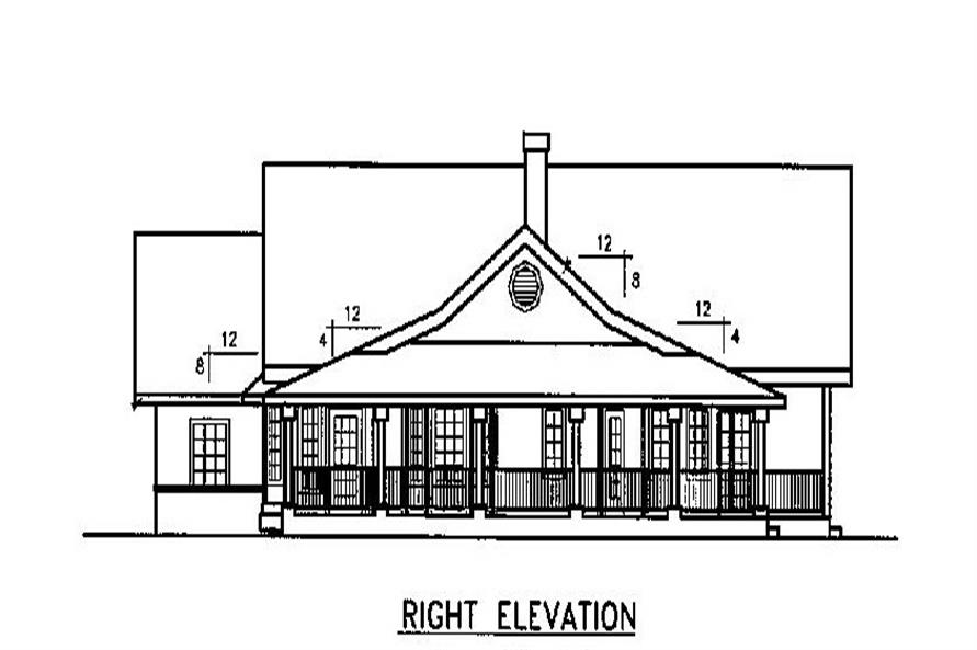 145-1922 right elevation