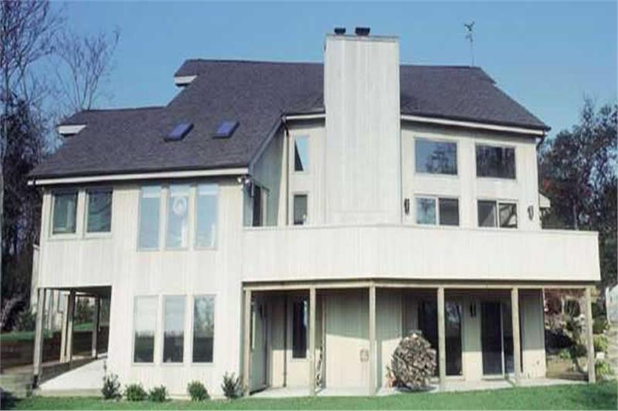 Photo House Plan #146-1618