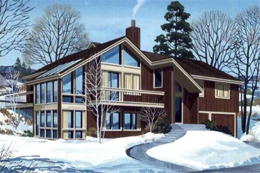 Color Photo from this house plan