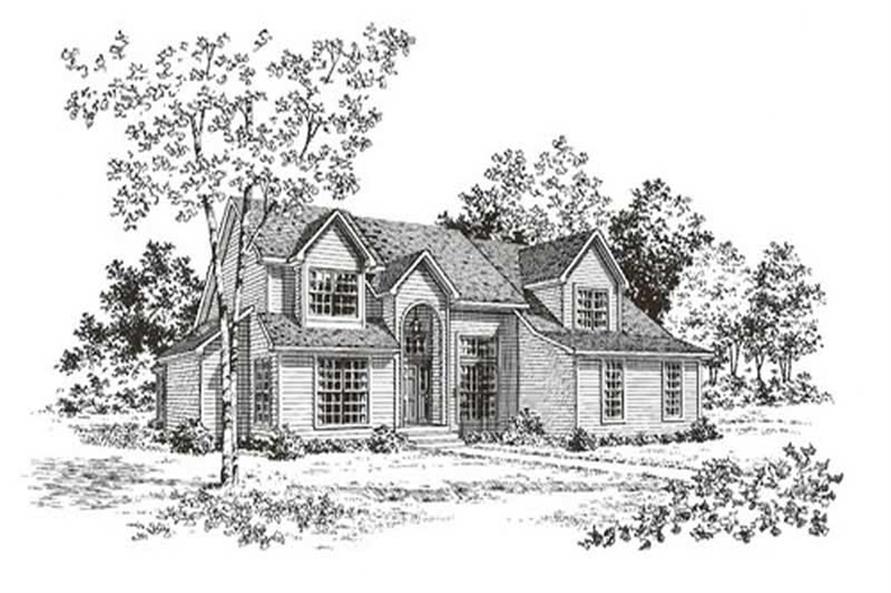 House Plan #147-1116