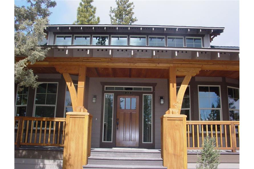 149-1009: Home Exterior Photograph-Front Door