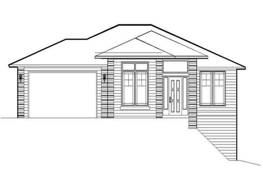Main Elevation for ms2022