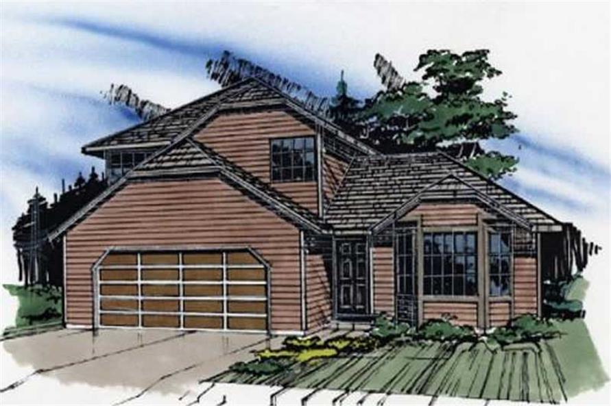 House Plan #149-1271