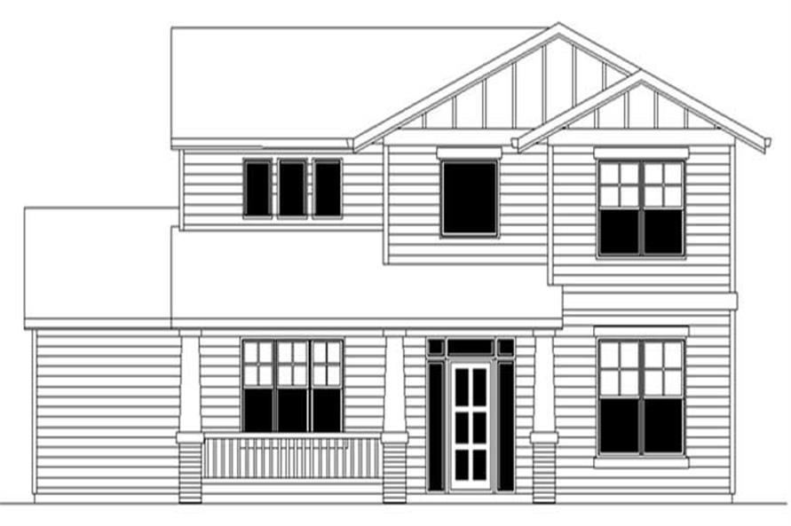 Main image for house plan # 2296