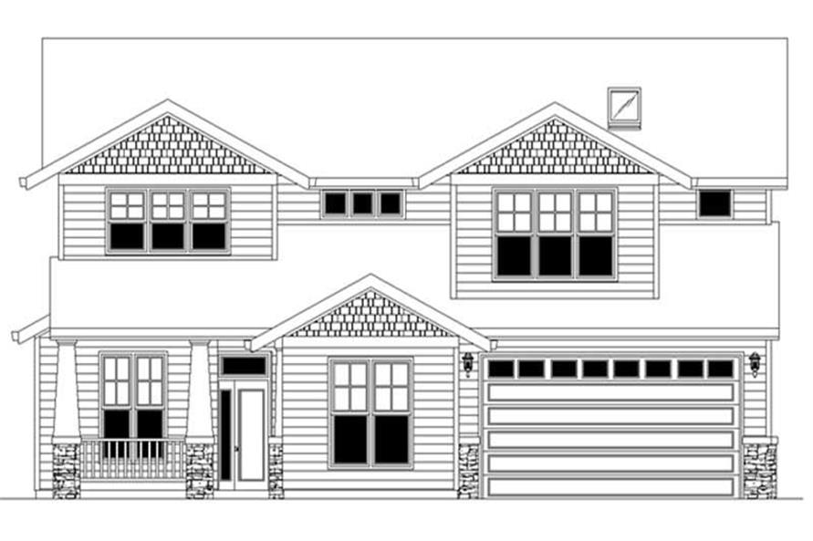 Main Elevation for ms2819