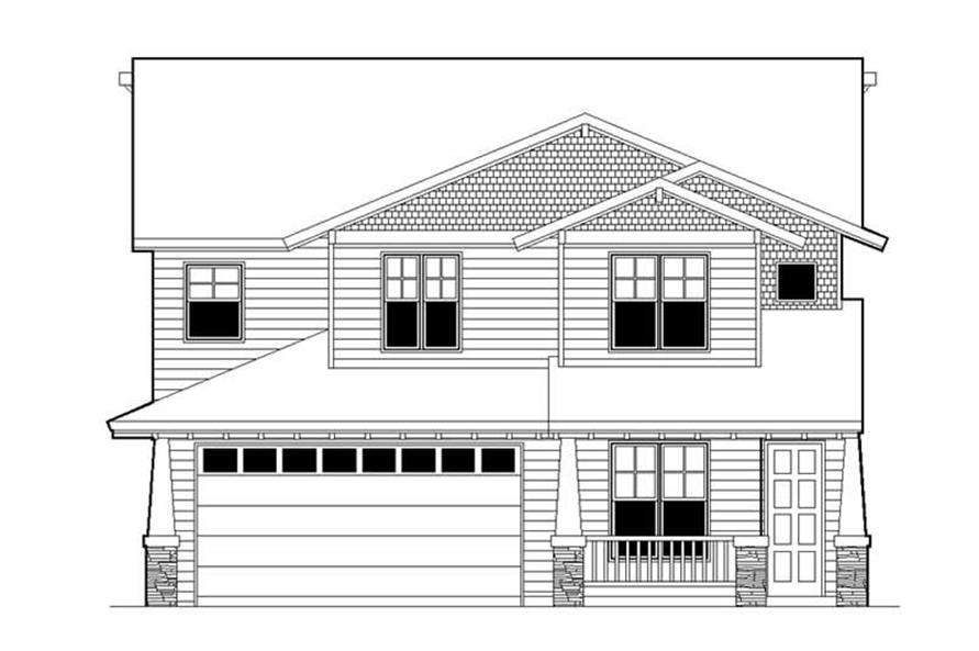 Main image for house plan # 2798
