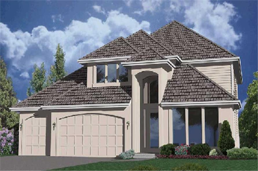 Main image for house plan # 2624