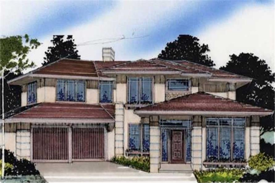 Main image for house plan # 2647