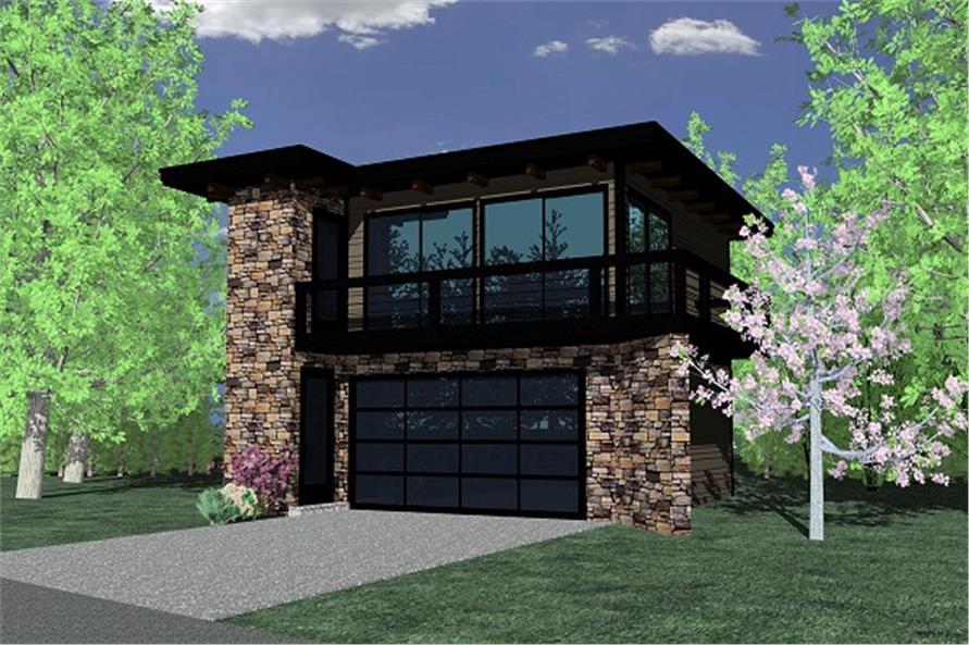 149-1838: Home Plan Rendering