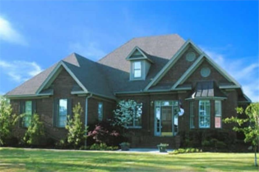 HOUSE PLAN NDG-128