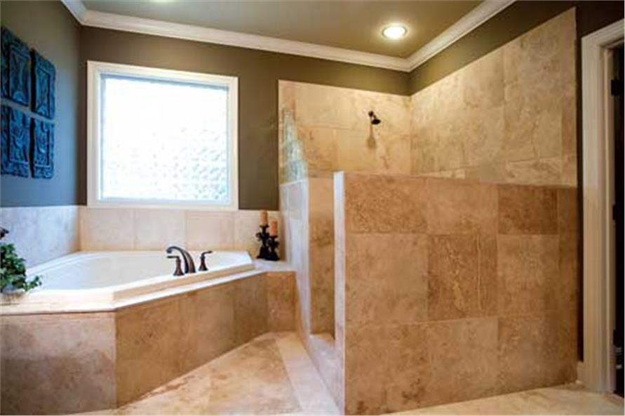 153-1021: Home Interior Photograph-Bathroom
