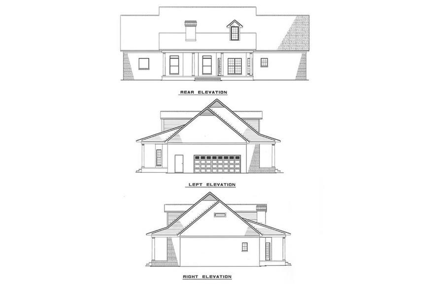 HOUSE PLAN NDG-111