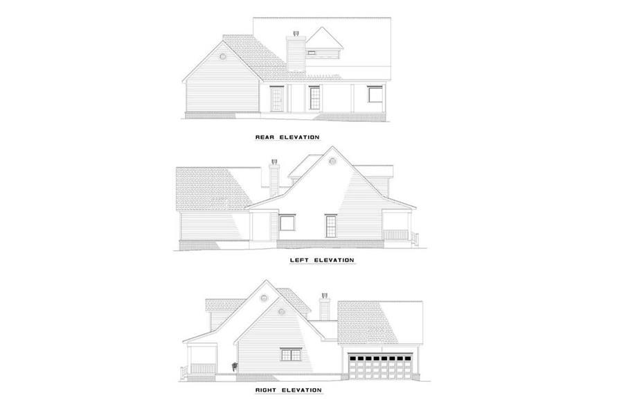 Home plan ndg-163