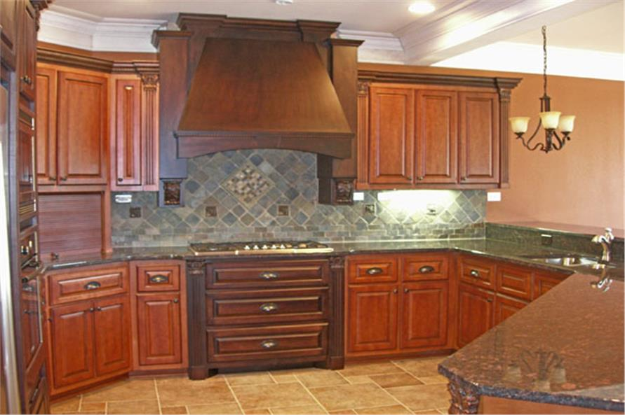 153-1068: Home Interior Photograph-Kitchen
