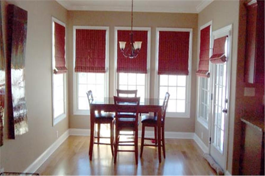153-1417 house plan dining room