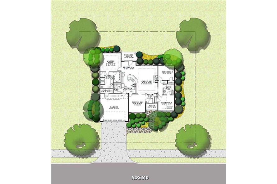 NDG-610 HOME PLAN