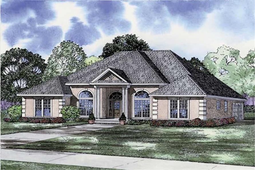 House Plan NDG 184