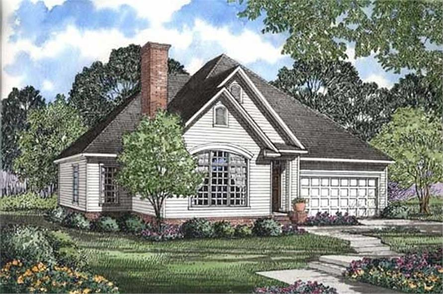 HOME PLANS NDG-301-1