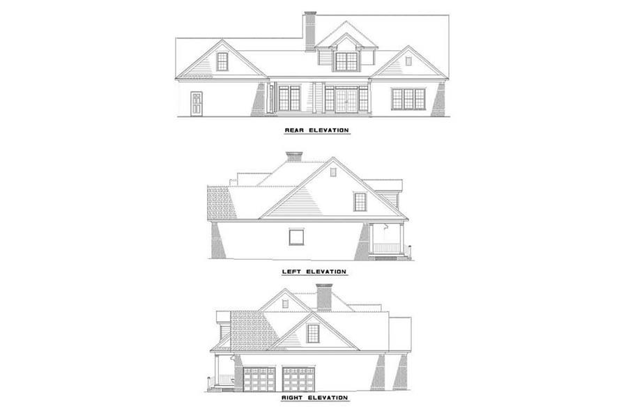 HOUSE PLAN NDG-600