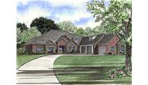 Main image for house plan # 11458