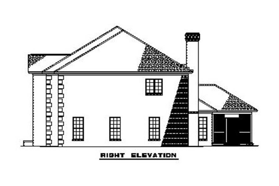 153-1903 right elevation