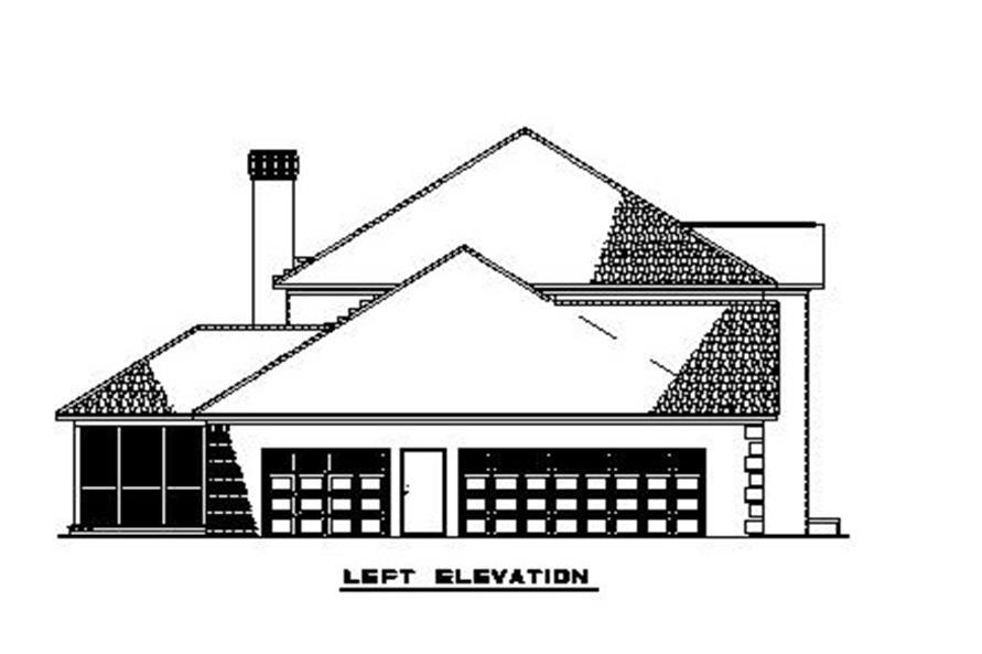 153-1903 left elevation