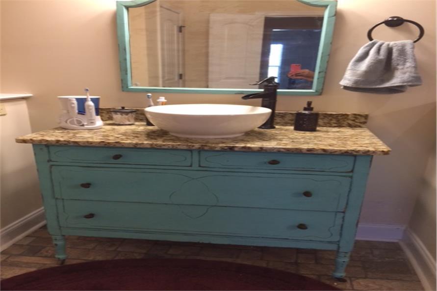 Bathroom of this 4-Bedroom,2180 Sq Ft Plan -2180