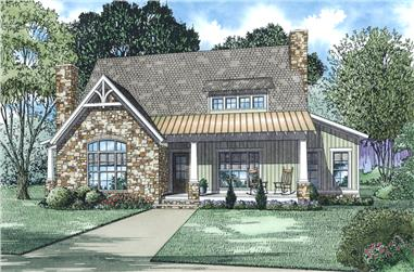 3-Bedroom, 2637 Sq Ft Cottage Home - #153-2010 - Main Exterior