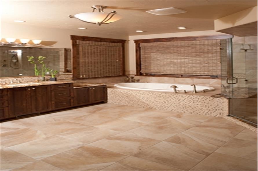 161-1054: Home Interior Photograph-Bathroom