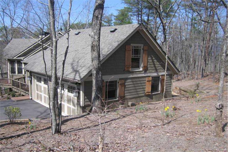 Home Plan Photograph