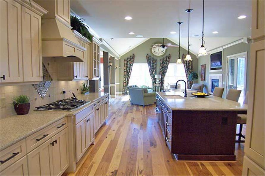163-1047: Home Interior Photograph-Kitchen