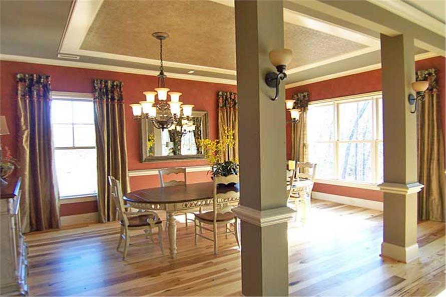 163-1047: Home Interior Photograph-Dining Room