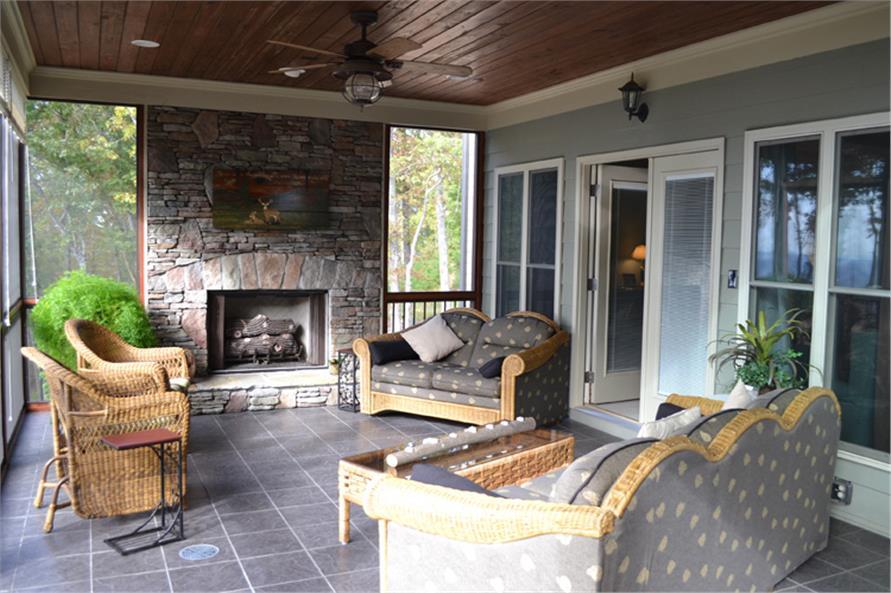 163-1055: Home Interior Photograph