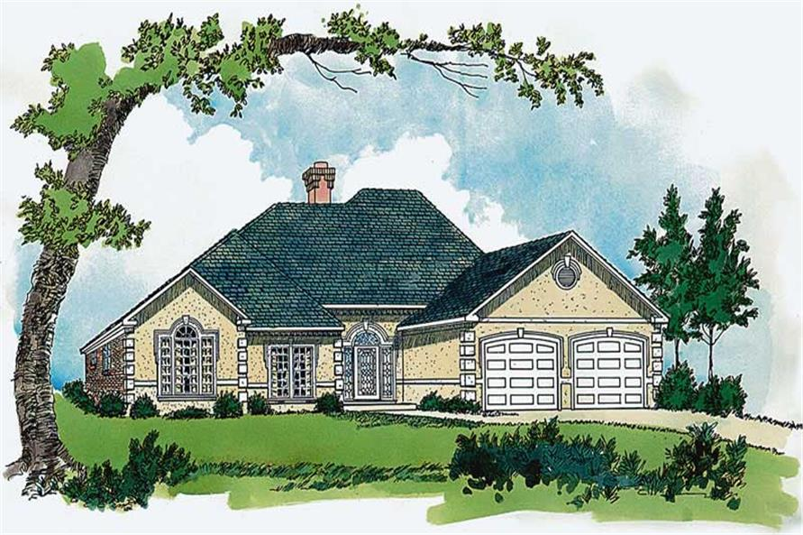 Main image for homeplans # 1810