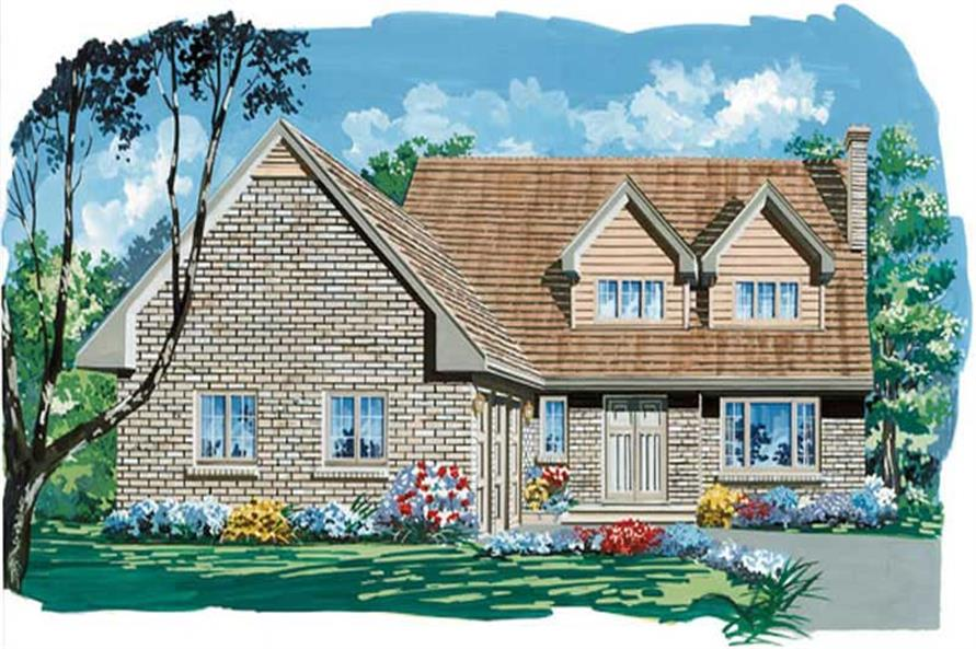 Main image for house plan # 6978