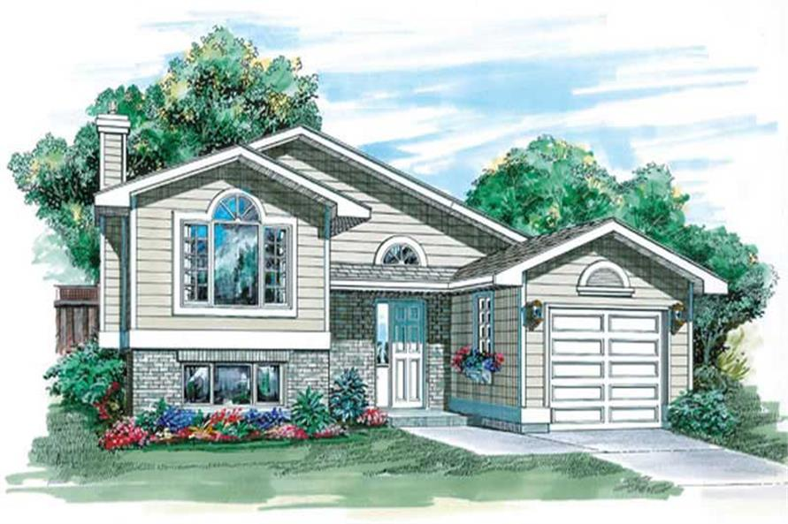 Main image for house plan # 7137