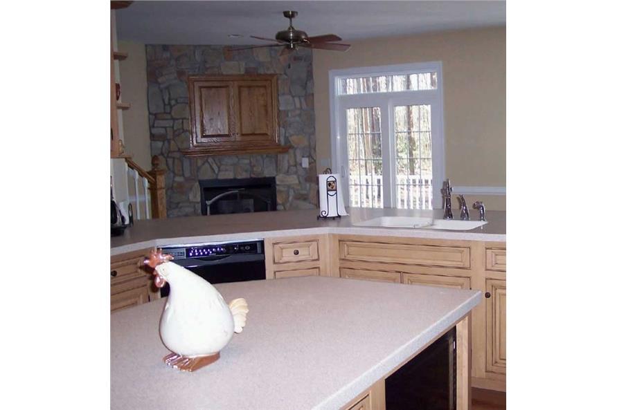 Kitchen Area #1