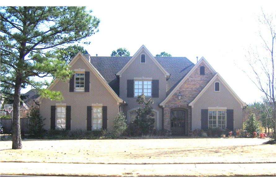 Photo of this house plan